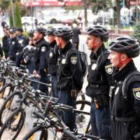 Піші патрульні пересіли на велосипеди