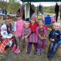 Фестиваль-ярмарок на екохуторі