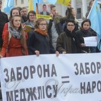 Визнання російською Фемідою Меджлісу  екстремістською організацією — це заборона  всього кримськотатарського народу