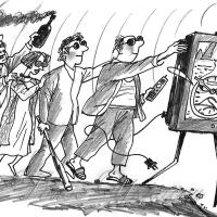 Небезпечні шоу на вітчизняному телебаченні,  або Як за допомогою телевізора в Україні обкатують кремлівські зомбі-програми