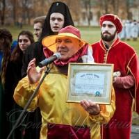 Острозька академія знов  у Книзі рекордів