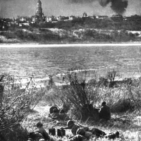 1943-й. Київ справляє враження міста, що вимерло