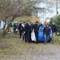 <<Врятуємо Дніпро разом!>> по-запорозьки: із 10 000… мальків