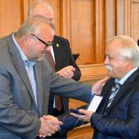 Освітян та громадських діячів нагородили парламентськими відзнаками