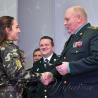 Майбутні педагоги - молодші лейтенанти…