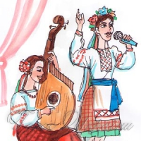 Хай лунає  народна пісня