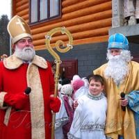 Діти АТО-вців поїдуть до Святого Миколая… У Карпати!