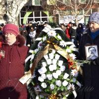 <<Жертвам Чорнобиля>> - кропивничани: вдячними словами, хвилиною мовчання… Жалобною ходою