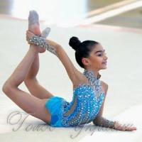 Юна гімнастка виборола «бронзу»