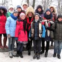 Колядки та щедрівки зігрівали дитячі душі в мороз…