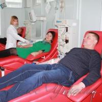 <<Стань донором для поранених бійців>>!..