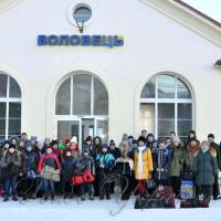 Школярів із прифронтової Луганщини радо зустрічають у Карпатах