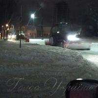 <<На сніг>> у Кропивницькому - 247 двірників…