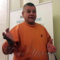 Олексій Цокалов говорив за себе і за загиблого на Майдані Віктора Чміленка