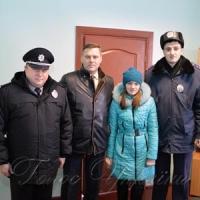 Новоселье полицейских