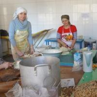 <<Наш батальйон>>: <<Дніпровський гостинцю>>, АТО-вцям смакуй!