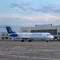 Вінницький аеропорт: пасажирів - утричі більше!..