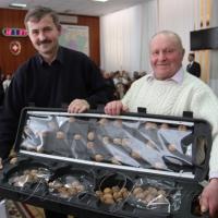 На Рівненщині фермер закладає найбільший в Україні горіховий сад