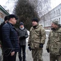 Депутати облради збільшили фінансування військового підрозділу