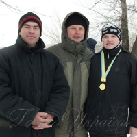 У Кам'янському на Дніпропетровщині кращий рибалка - жінка!