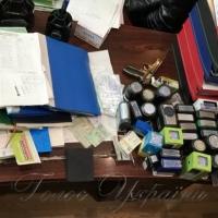 СБУ викрила підробку документів міжнародними перевізниками