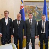 П'ять парламентаріїв отримали відзнаку <<За заслуги перед Закарпаттям>>