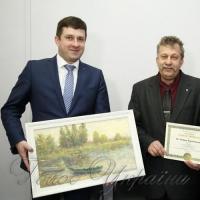 <<Реализм>> Соlor in motion: золотая медаль для провинциального художника
