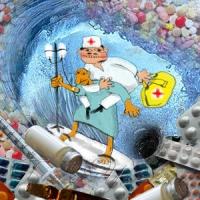 То хто відповідає за ліки в державі?..