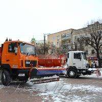 Бум нової комунальної техніки розпочався на Кіровоградщині