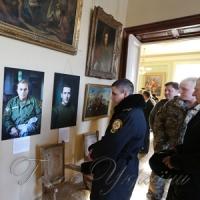 «Портрет солдата» у палаці Потоцьких