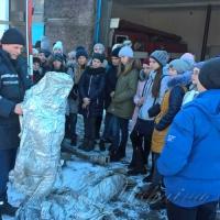 Юні луганчани гостювали у гірських рятувальників