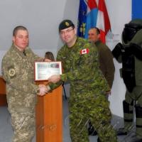 Сертифіковані за стандартами НАТО