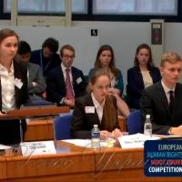 Команда Могилянки перемогла в змаганні правників у Європейському суді