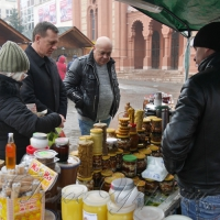 Фестиваль <<Медовуха Фест>> порадував ужгородців і гостей!..