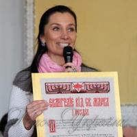 Цьогорічним лауреатом літературної премії імені Уласа Самчука стала Олена Медвєдєва