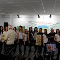 У Вінниці учасниці конкурсу «Міс Вінниця-2017» провели благодійний аукціон