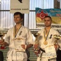 Дніпропетровщина: золото та бронза від каратистів-чемпіонів