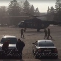 Скандал із гелікоптером…