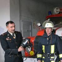Рятувальники отримали «гуманітарку» від німецьких колег