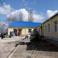 У сільській місцевості зводять нове житло для медиків
