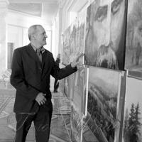 У кулуарах Верховної Ради завершилася виставка художніх творів...