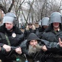 Росія. Антиурядова акція «Він вам не Дімон»