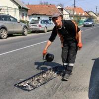 Оновлюють автодорогу від Ужоцького перевалу до Ужгорода