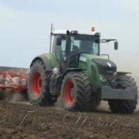 Ранніми зерновими вже засіяно 1,6 мільйона гектарів