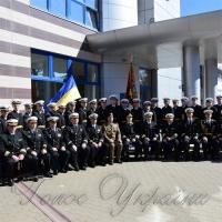 Моряки отримали офіцерські звання