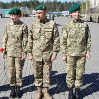 У Навчальному центрі Держприкордонслужби України імені генерала Ігоря Момота відбувся...