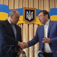 Юрій Луценко представив нового прокурора  Рівненської області