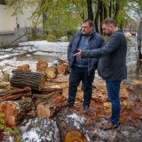 Дніпро оговтується від наслідків стихії