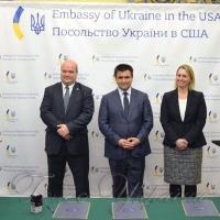 9 травня відзначили 25-річчя дипломатичних відносин між Україною та Сполученими Штатами