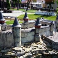 Збудували замки-мініатюри